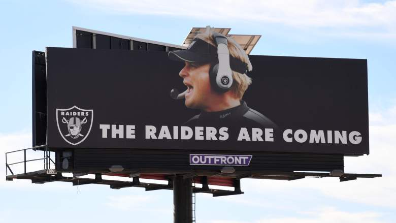 Oakland Raiders Billboards