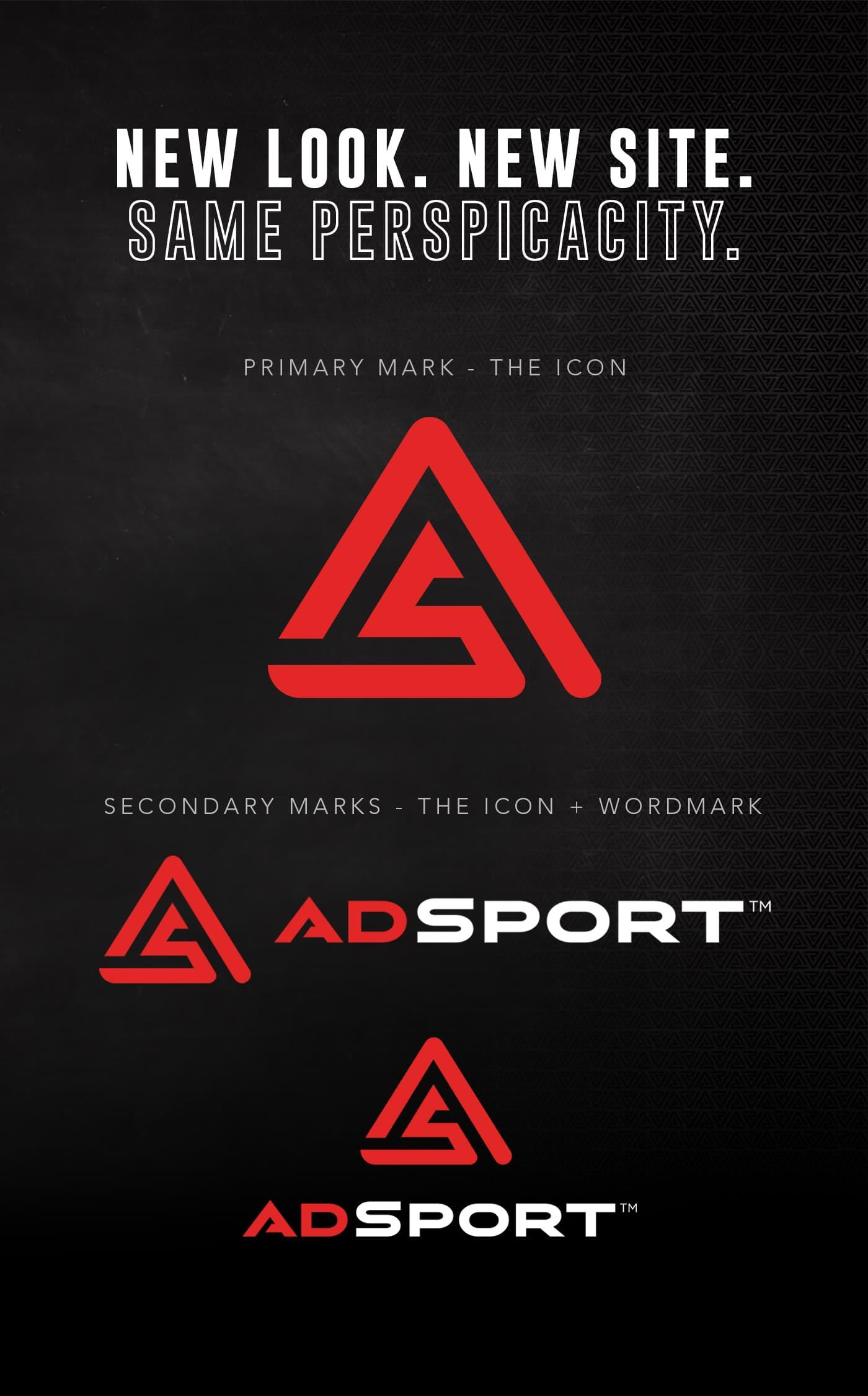 AdSport Logo Slick