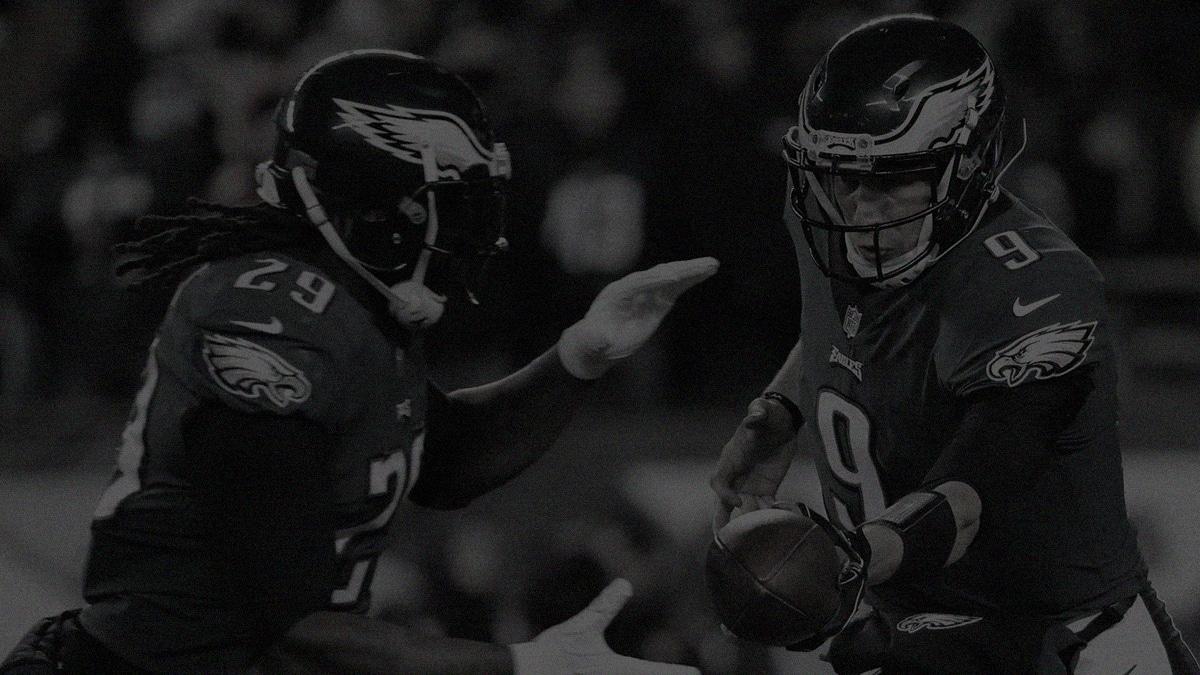 Philadelphia Eagles Hand-off